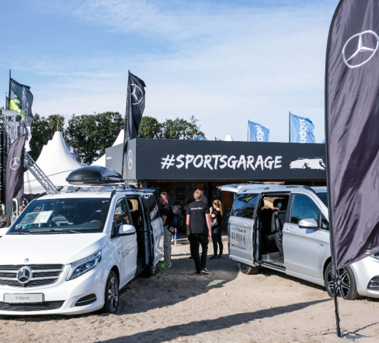 Mercedes-Benz Kitesurf World Cup