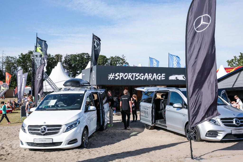 Mercedes-Benz Kitesurf World Cup